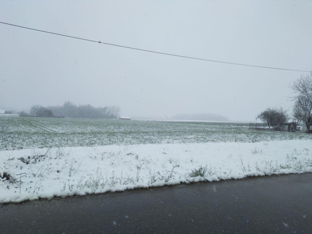 Zimski dan u proleće