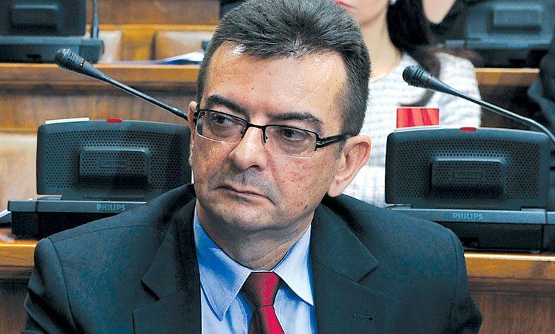 Veselinović: Ministarstvo prosvete obmanjuje javnost da nije nadležno za Stefanovića