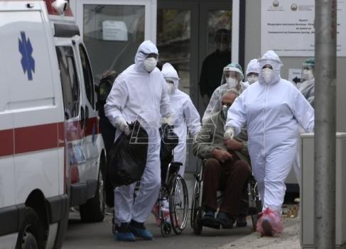 U Srbiji od kovida preminulo 38 osoba u poslednja 24 sata