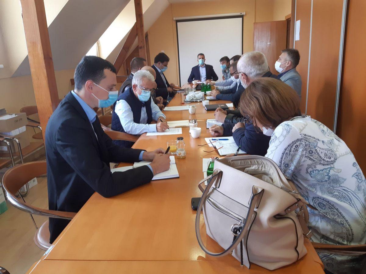 Savet Mačvanskog upravnog okruga o epidemiološkoj situaciji