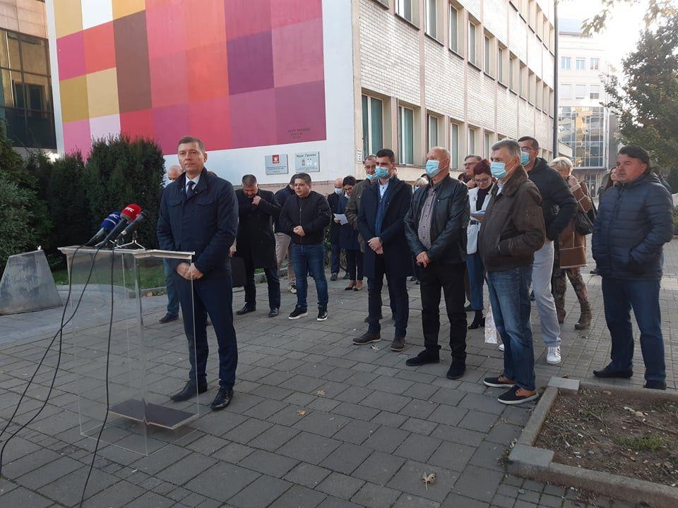 Зеленовић: Лажни мандати и лажни органи