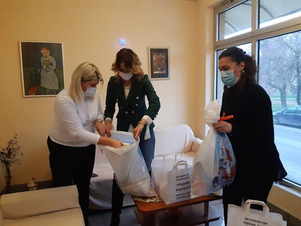 Paketići za decu sa smetnjama u razvoju