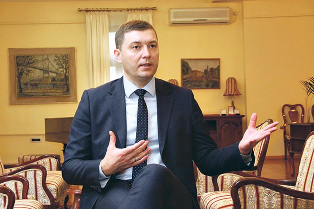 Писмо градоначелника Шапца директору РТС-а