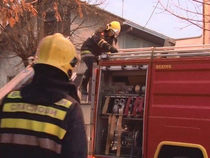 Zapalila se kuća u Pocerskom Metkoviću