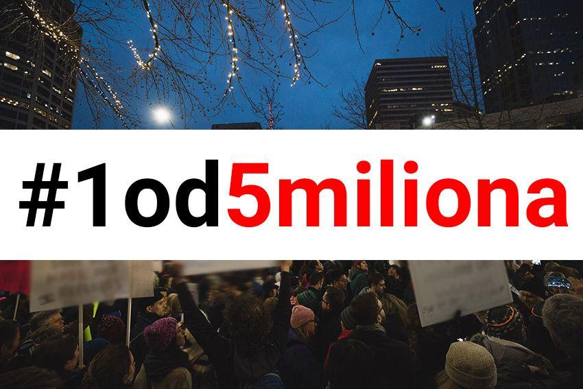 """Protest """"1 od 5 miliona"""" posvećen radniku """"Krušika"""""""