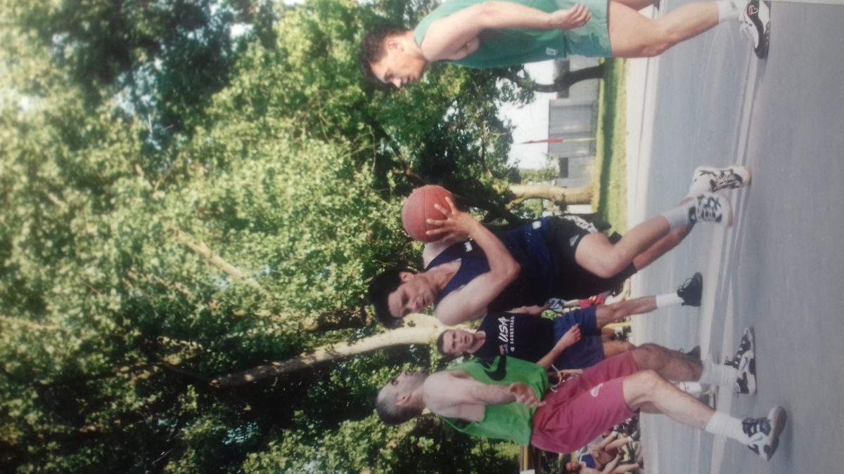 Ѕлатна младост шабаћког баскета