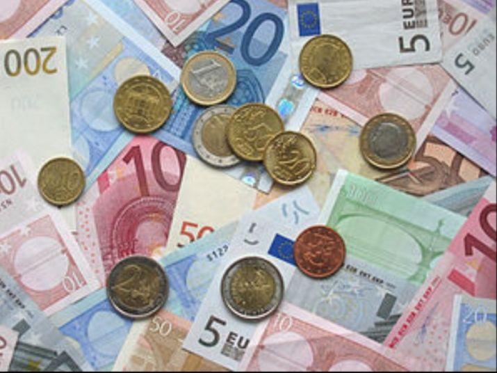 Евро сутра 118,18 динара