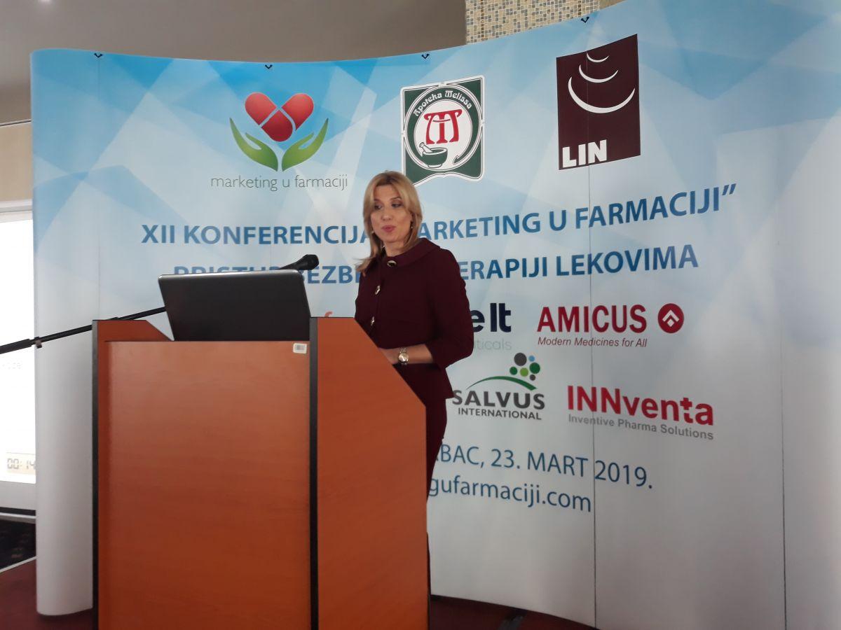"""Konferencija """"Marketing u farmaciji"""" u hotelu Sloboda"""