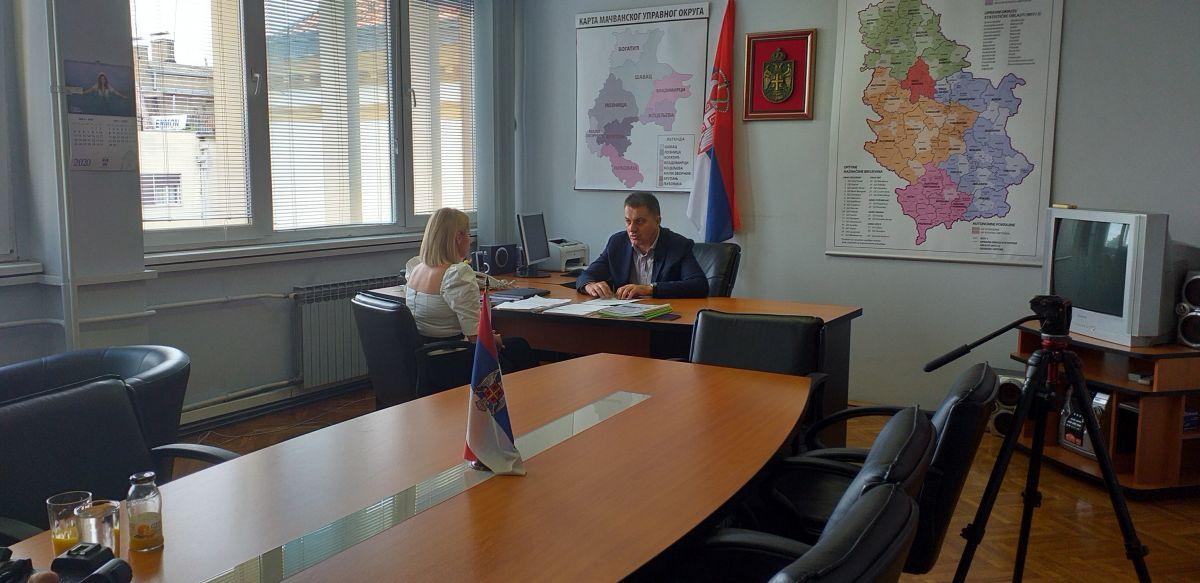 Начелник МУО, Владан Красавац о систему аутоматизоване одбране од града