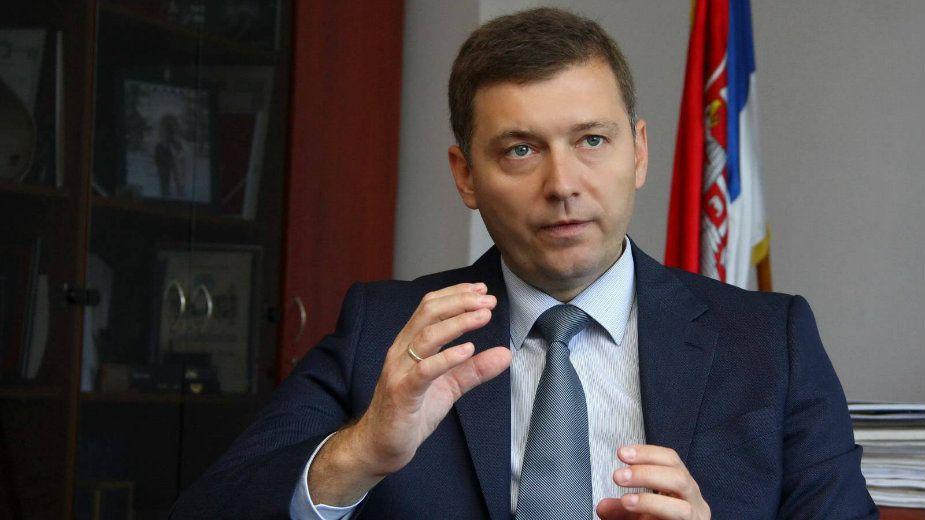 Зеленовић: Вацић је вођа парамилитарне фракције СНС