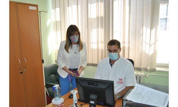 Foto: Glas Podrinja/ Jelena Vikić, magistar farmacije, specijalista medicinske biohemije i subspecijalista laboratorijske endokrinologije