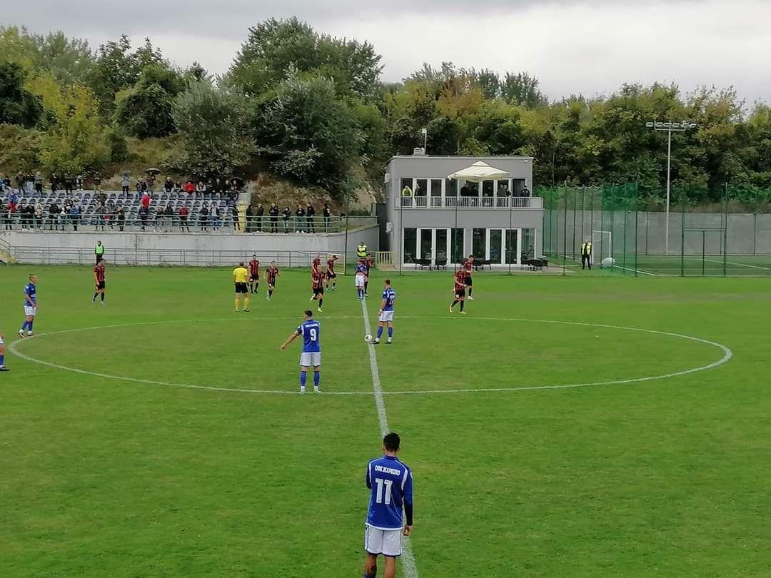 Detalj sa meča u Žarkovu (foto: Svi mi koji volimo FK Mačva Šabac fb stranica)