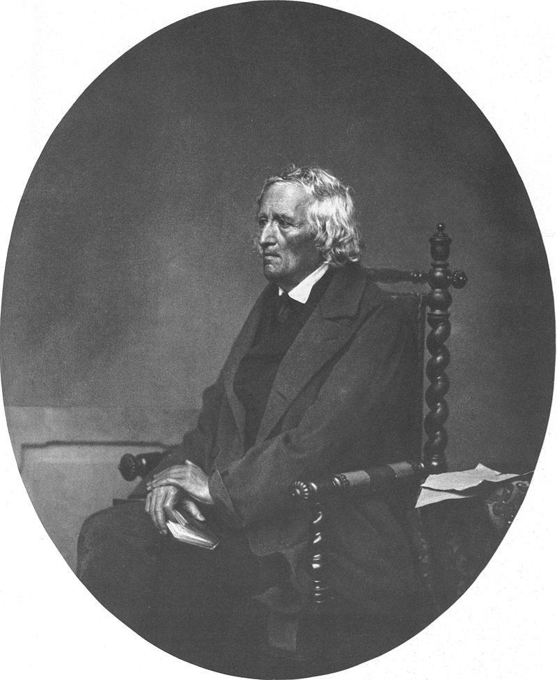 Jakob Grim (Autor: Franz Hanfstaengl - Self-scanned, Javno vlasništvo, https://commons.wikimedia.org/w/index.php?curid=3182174)