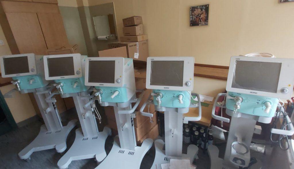 Novi respiratori Aeonmed BG70