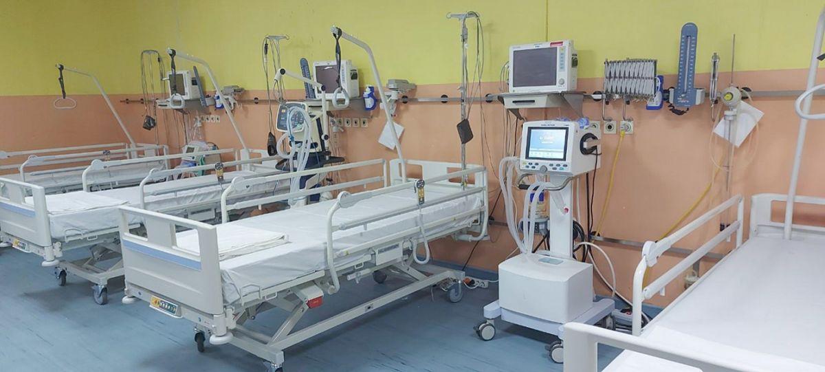 Општа болница Шабац, нови кревети, донација Министарства здравља