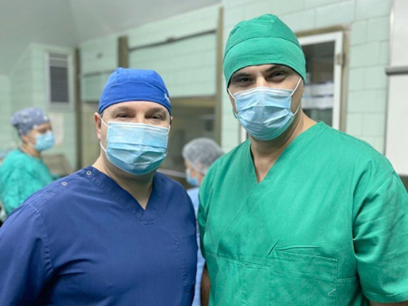Eminentni stručnjak posetio Opštu bolnicu Šabac