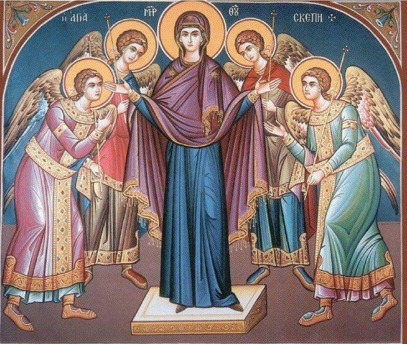 Praznik majki, porodilja, svih žena i svih verujućih ljudi (foto: Mitropolija crnogorsko primorska)