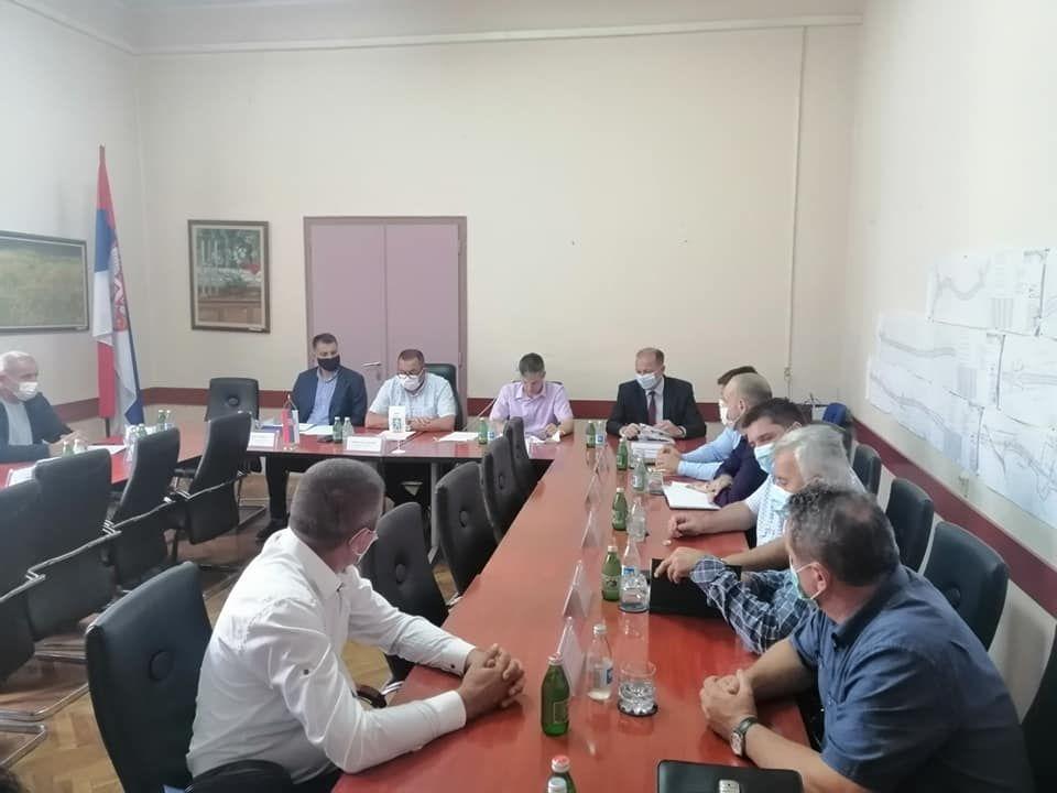Foto: Predsednik Opštine Bogatić