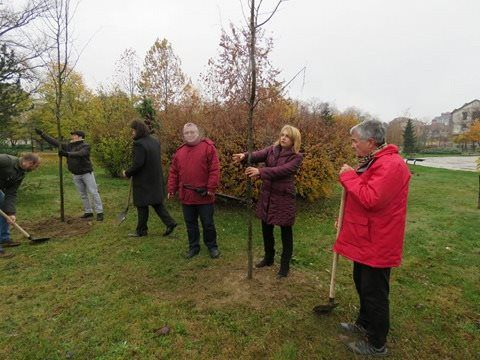 Ротари клуб Шабац брине о еколошкој средини