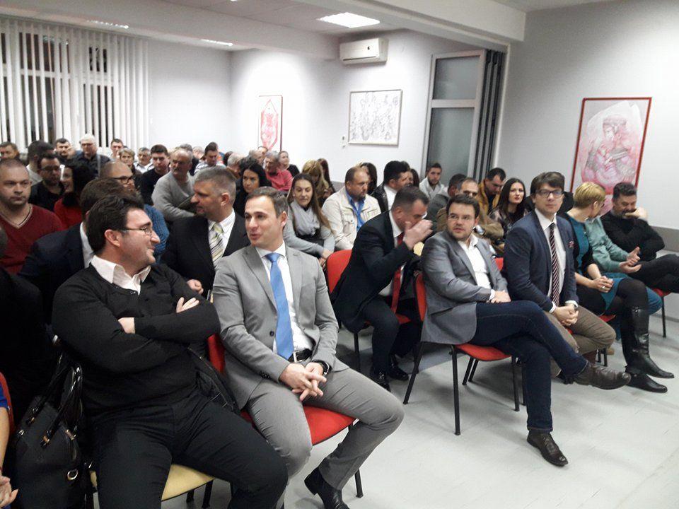 Формиран Градски одбор Нaродне странке у Шапцу