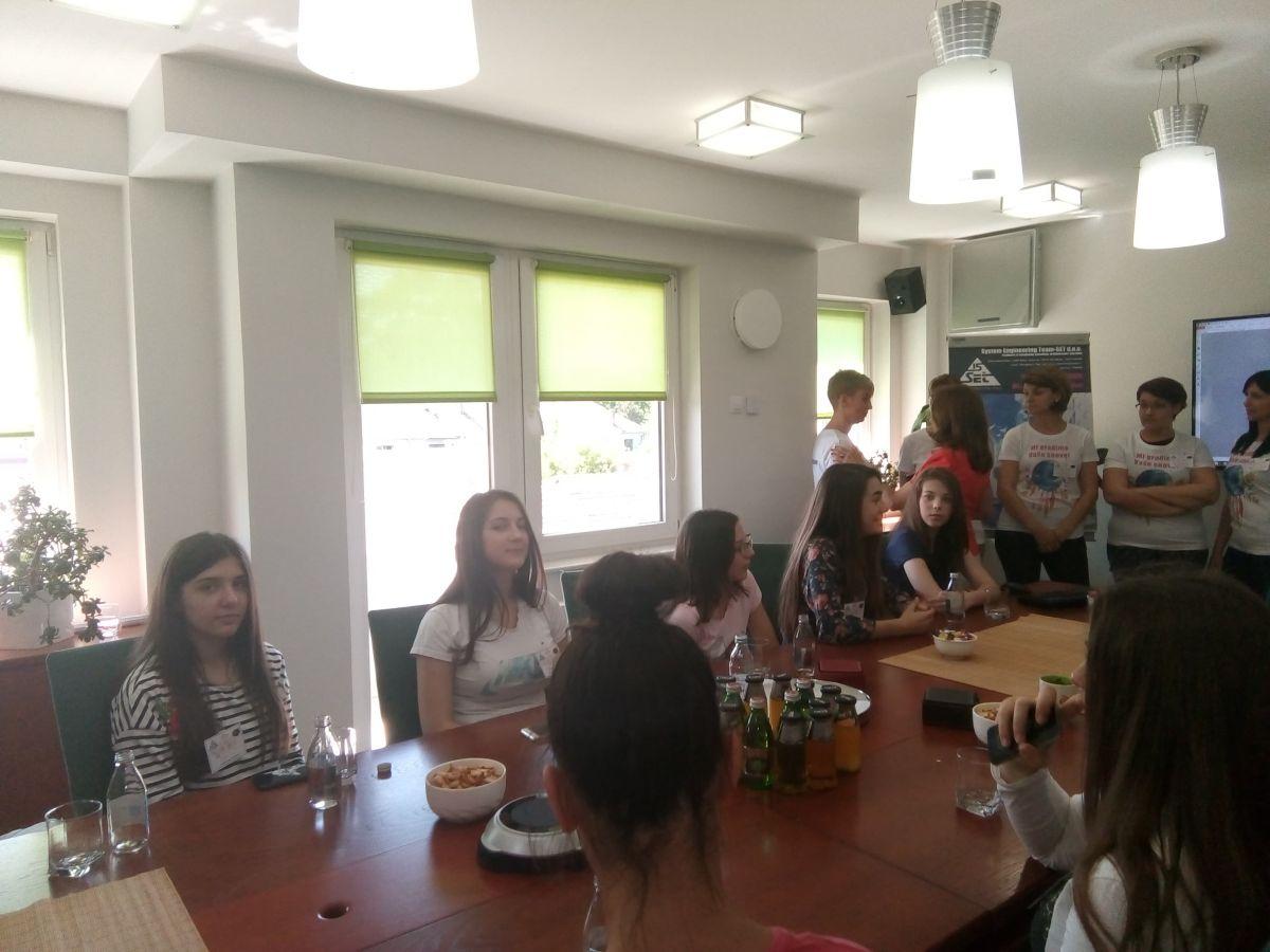 SET Шабац: Предузеће које охрабрује знање и образовање