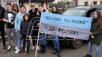 """Premijerki Srbije data peticija s 32.000 potpisa protiv rudnika """"jadarita"""" kod Loznice"""