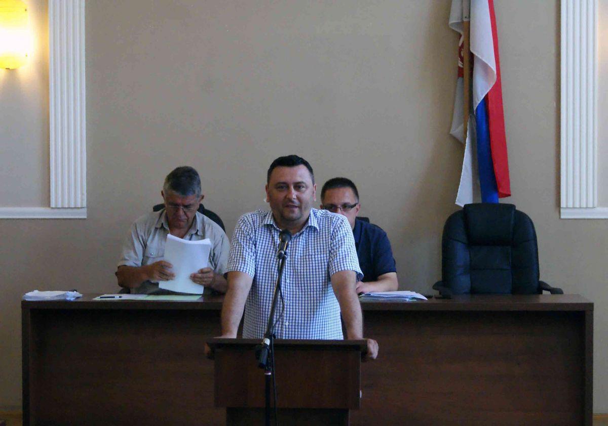 Miloš Simić, direktor Kulturno-obrazovnog centra Bogatić
