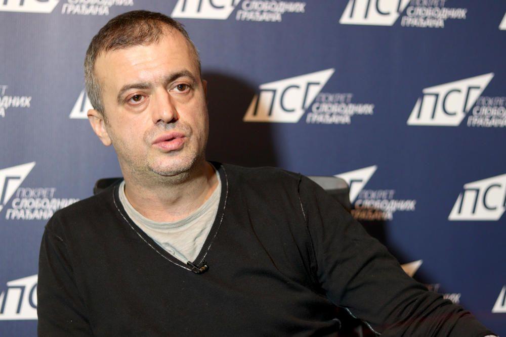 Сергеј Трифуновић: Извињавам се ако је моје поређење било претерано