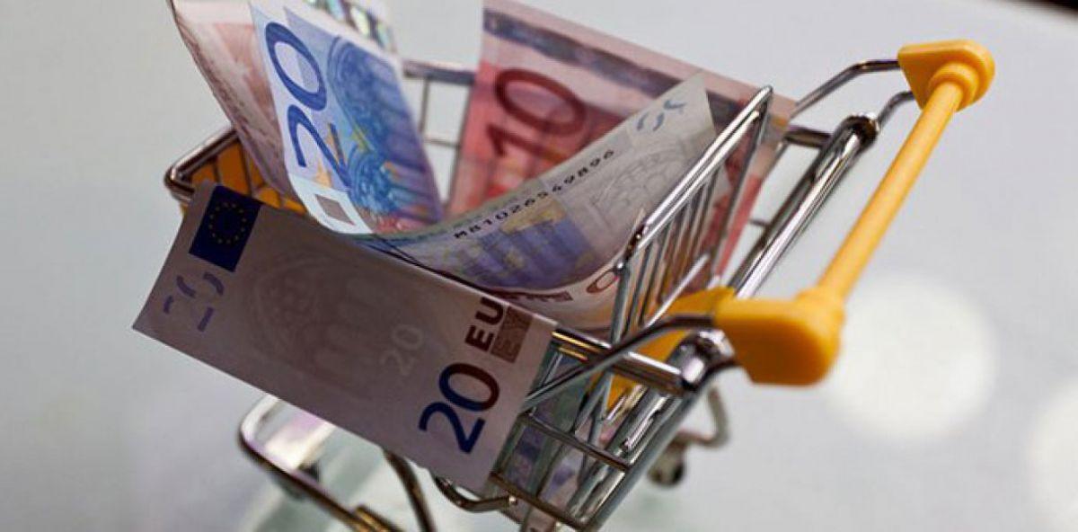 Приходи мањи за око 1,2 хиљаде динара од расхода