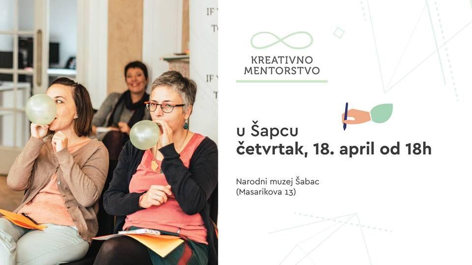 Креативно менторство - Шабац