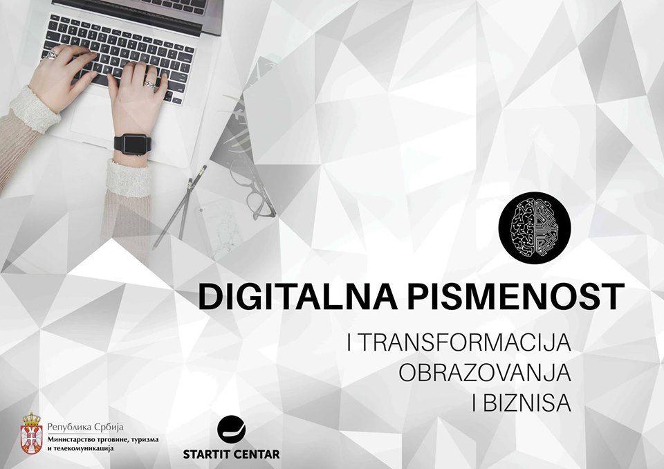 Digitalna pismenost i transformacija obrazovanja i biznisa
