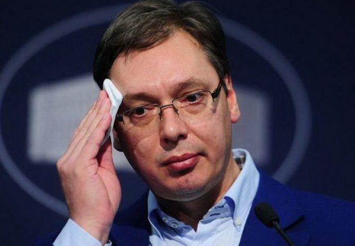 Vučić primljen na VMA