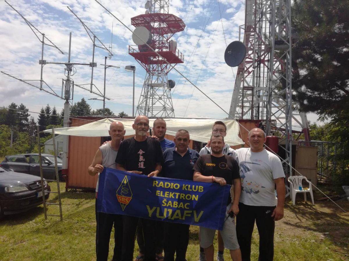 Radio-amaterski memorijal u nedelju u Krupnju
