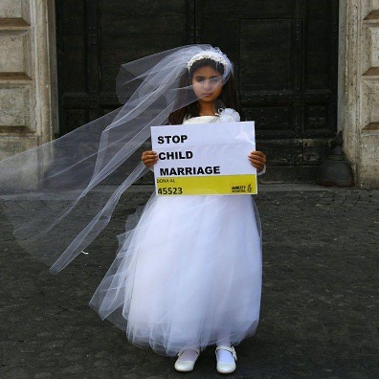 Zabrana maloletničkih brakova