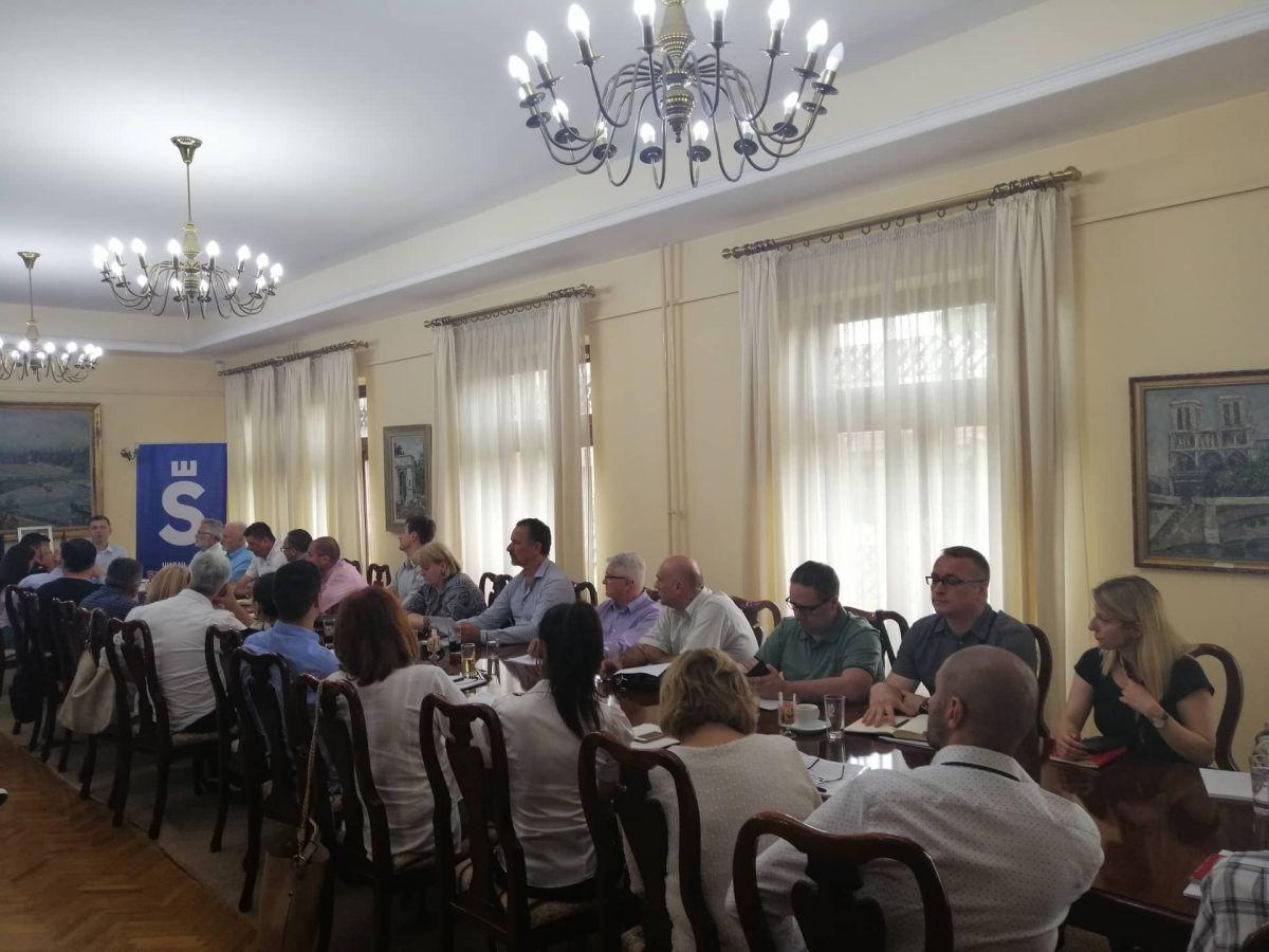 Održana sednica Privrednog saveta