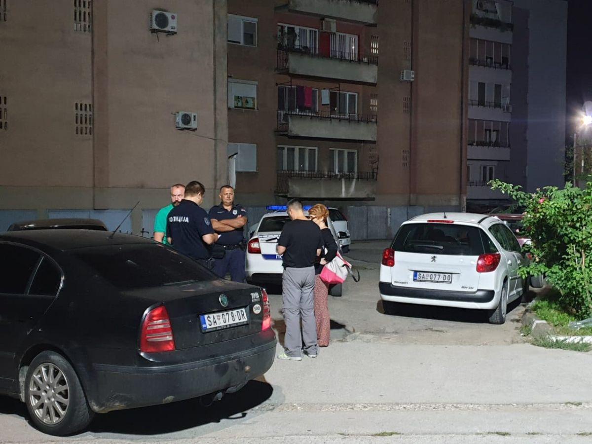 Samoubistvo u Benskoj Bari