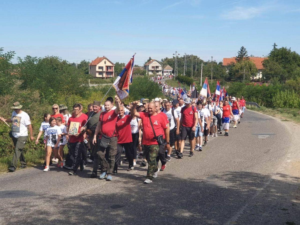 Cerski marš dostojan jubileja
