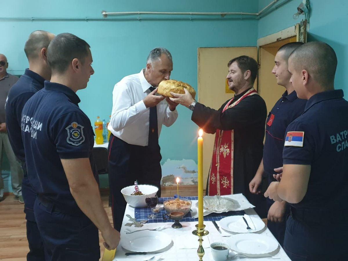 Vatrogasci obeležili slavu
