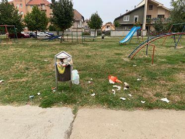 Апел грађанима за савесно одлагање отпада