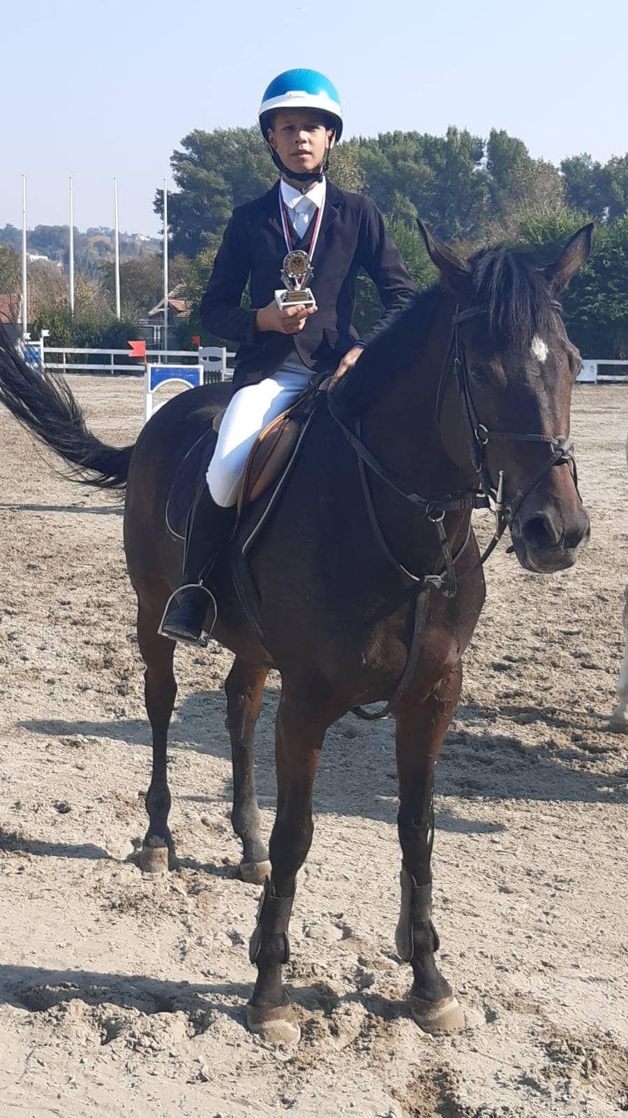 Konjički sport: Zlato za Savu