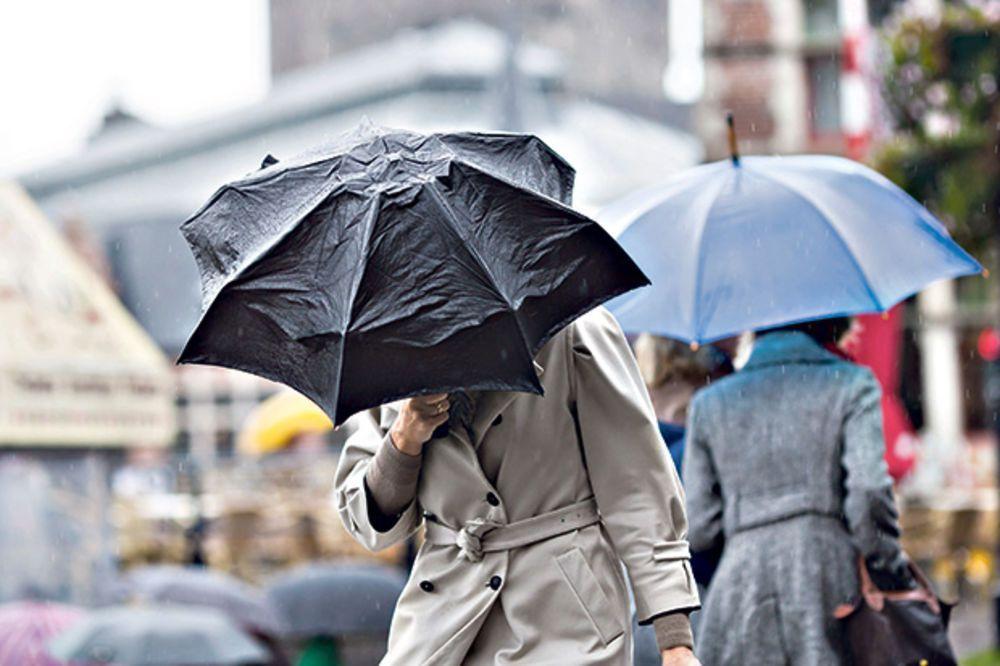 Kišni dan