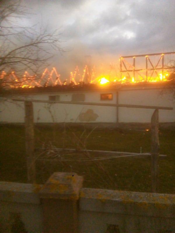 Požar u domaćinstvu u Dublju
