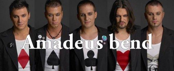 """""""Амадеус"""" бенд на централној бини вашара"""