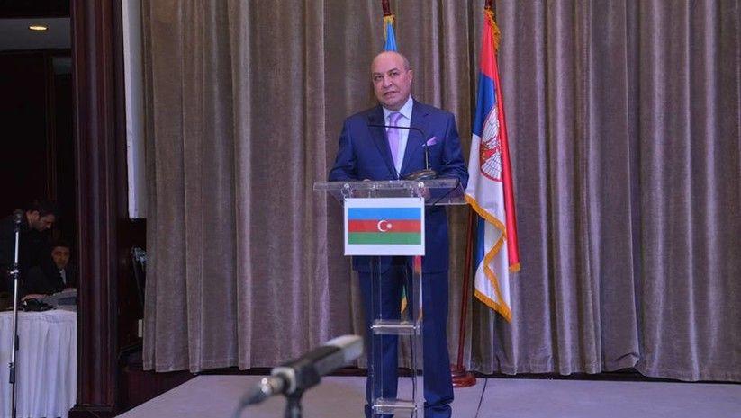 Ухапшен амбасадор Азербејџана у Србији