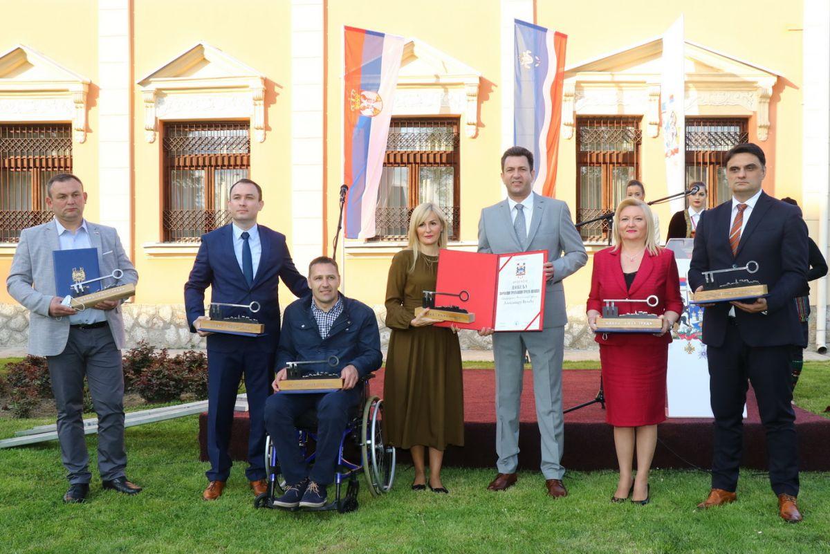 Dodeljene Aprilske nagrade