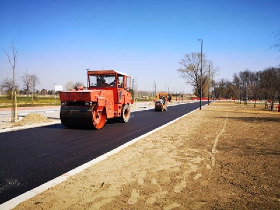 У Шапцу асфалтирано 10 улица за 15 дана