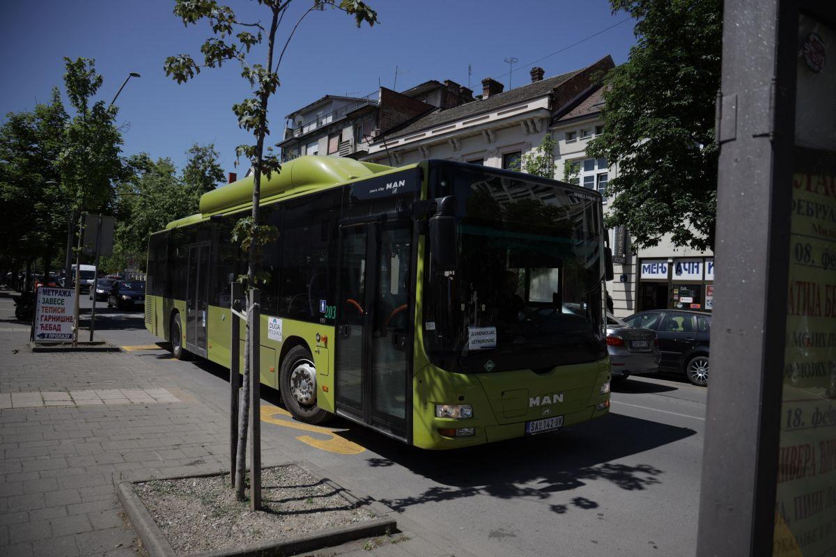 Gradski prevoz od 1. juna