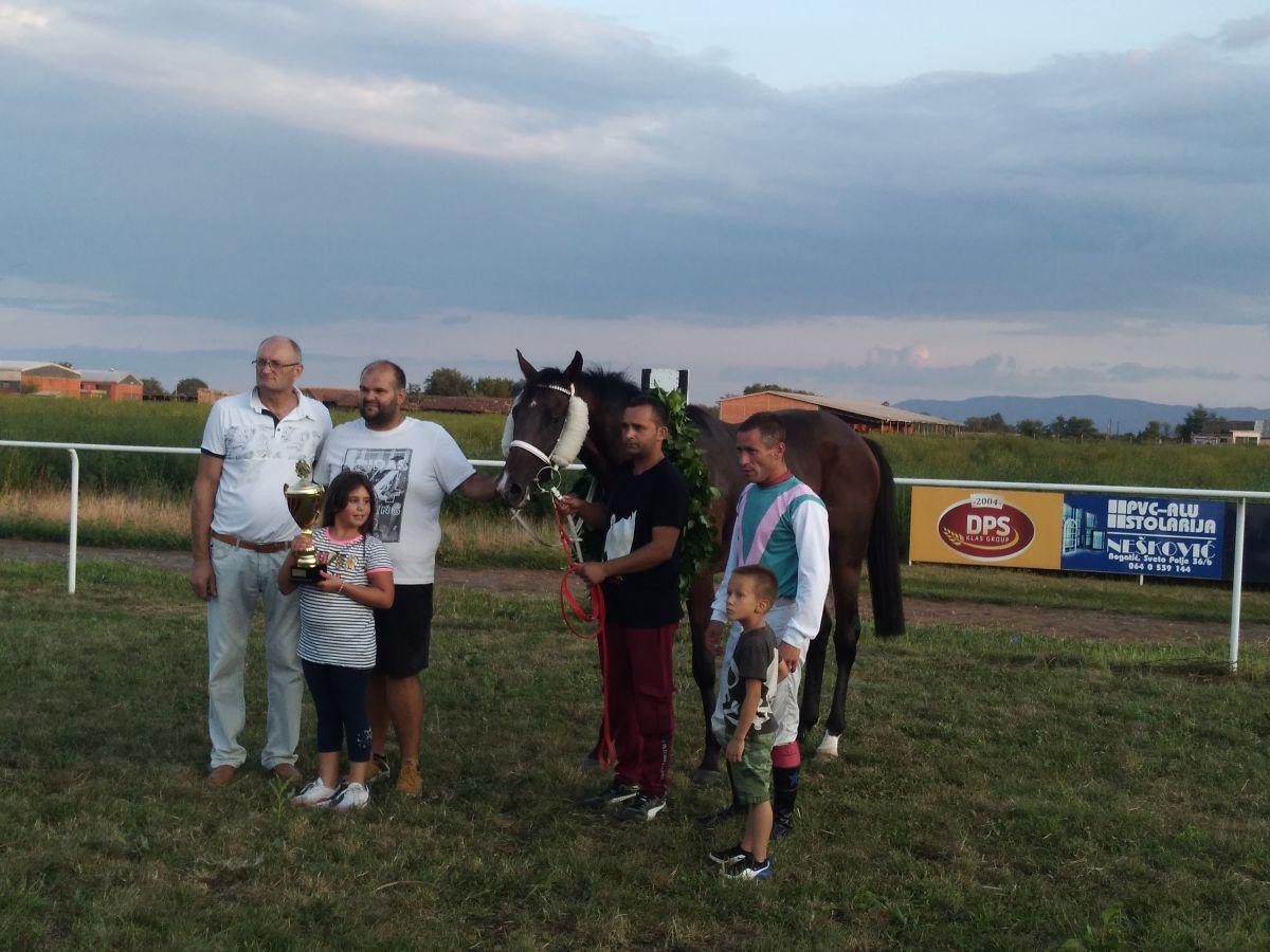 Kirgiz prvi u  Mačvanskom derbiju