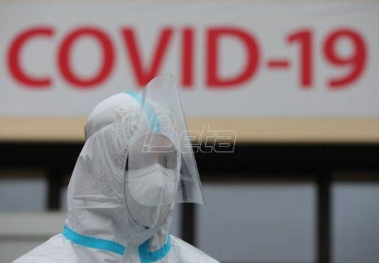 U Srbiji još 61 osoba umrla od koronavirusa, 7.041 novozaraženih