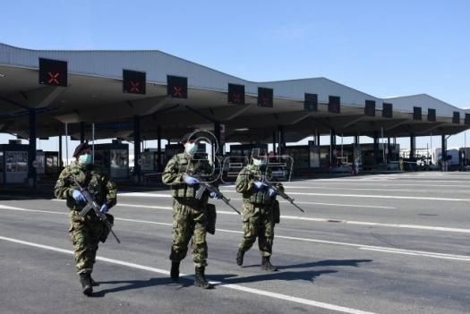 Медији:Србија због короне први пут у новијој историји затворила границе